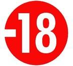 interdit au moin 18a