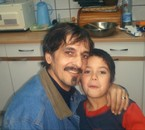 moi et mon fils jerome