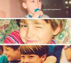 - Zayn, Liam et Louis