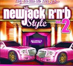 mixtape NEW JACK RNB STYLE 2 feat Dj Jr
