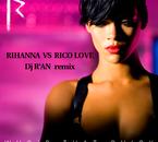Who's that chick remix vs RICO LOVE