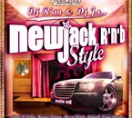 mixtape NEW JACK RNB STYLE feat Dj Jr