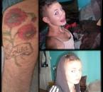 Le Tatouage c'est celui que Mon Père a sur son bras Gauche !