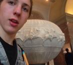 Jessy au Louvre ♥