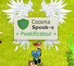 Spook-x premier arrivé G10 de la team