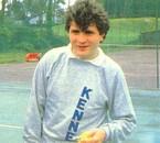 Une petite partie de tennis avec Dany? Qui refuserai? :D