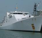 Le Friesland, navire hollandais
