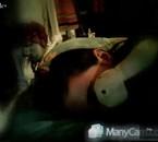 Coline s'endort quand on est en appel vidéo NARMOL !:p
