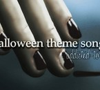 Halloween theme song