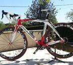 Mon vélo de Route :) Pour ceux qui s'y connaissent