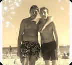 les 2 bg a la playa