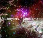 #Maxmyzer.♥♥
