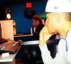 en studio a nantes pour l'album