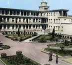 hôpital de tlemcen en 1970.je travaille ici.