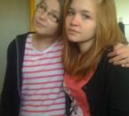 Ma soeur (Enora) & ma délinquante (Astrid)