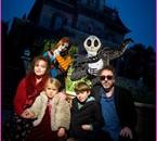 tim burton and family
