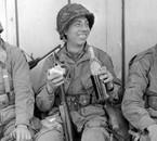 101 A/B à Carentan en 1944