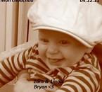 Mon bébé d amour je t aime mon amour Bryan 1ans et 1mois <3