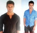 Kaique Rovaloti, ce brésilien à 18 ans il est fan de Taylor Lautner et lui ressemble étonnamment!!!