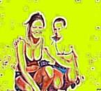 Ma bel soeur et moi