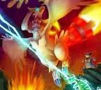 Un magnifique combat contre Reshiram !