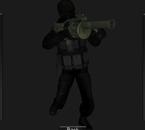 --- Belgium Paracommando N.R.F