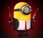 Un Minion version Hitman x)
