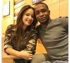 Avec Mon Black #Chris un vrai ami ^_^