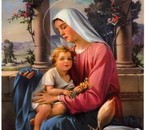 Jésus et sa Mère