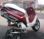 Mon scooter