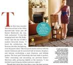 Jennifer Morrison on InStyle Magazine - February 2013 Issue