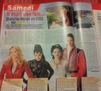 TV magasine france: merci à Delphine pour son scan !!