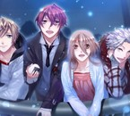 Otome Game; Anime : Starry Sky