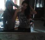 Avec Clara <3