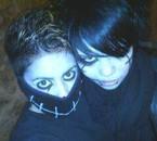 Moi et ma cousine un vendredi soir