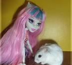La belle Rochelle et mon p'tit bb' Shiver :') ♥ !