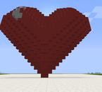 Je t'aime encore et toujours (fais sur Minecraft)