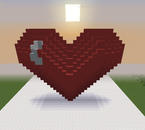 Un dernier point de vue de mon amour (fait sur Minecraft)