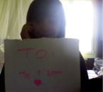 Je l'aime la ptit soeur :) ♥ ~Aurélie