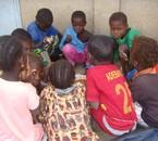 Présentation de l'école de Saré Téning