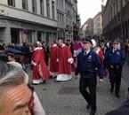 Ascension à Bruges