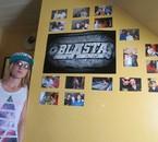 chez Blasta Studio avec Dixa