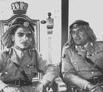 King Hussein, 1954