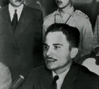 King Hussein in 1965
