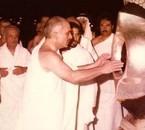 King Hussein in Mecca