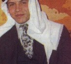 Young king Abdullah II