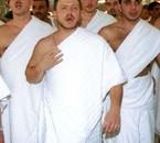 King Abdullah II in Mecca