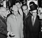 King Mohammed V in 1960