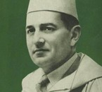 Sidi-Mohammed ben Youssef, who became king Mohammed V