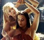 Gabrielle et Xéna les meilleures amies